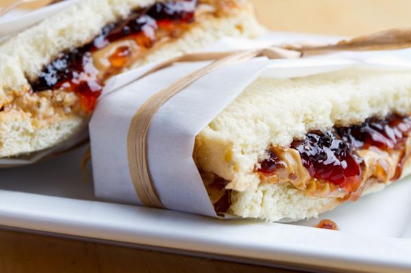Peanut Butter and Jelly: Taste Bud Rejuvenation
